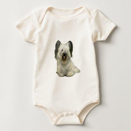 Skye Terrier (a) - luz Body Para Bebé