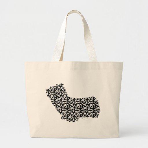Skye Terrier Bolsas De Mano