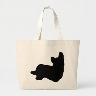 SkyeTerrier Large Tote Bag