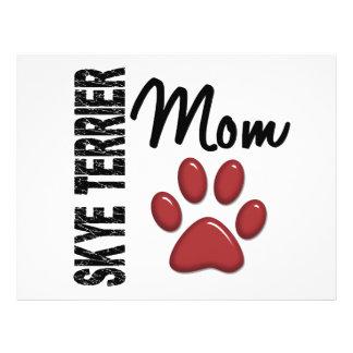 Skye Terrier Mom 2 Flyer