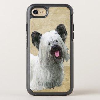 Skye Terrier OtterBox Symmetry iPhone 8/7 Case