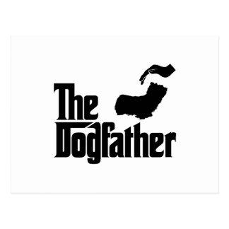 Skye Terrier Postcard