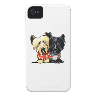 Skye Terrier Sweaters iPhone 4 Case-Mate Cases
