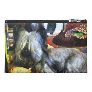 skye terrier travel accessories bag