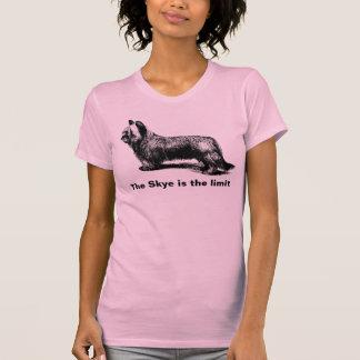 Skye Terrier vintage art T-shirts