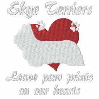 Skye Terriers Leave Paw Prints