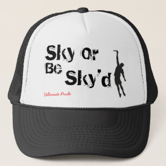Skyed Trucker Hat