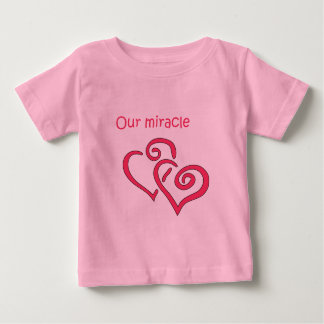 Skye's Unlimited Our wink miracle T-shirts
