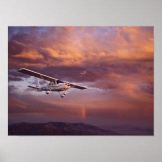 Skyfire Skycatcher Póster