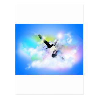 SkyFreeze.jpg Post Card