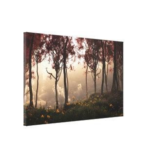 Skygate (Autumn) Canvas Print