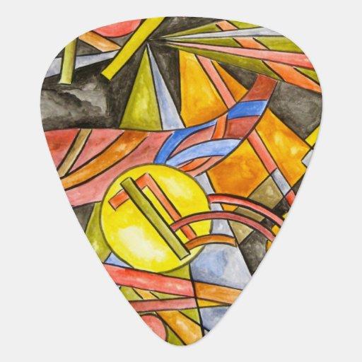 Hand Painted Guitar Picks