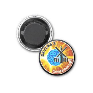 Skylab 1 Mission Patch Magnet