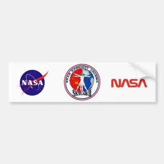 Skylab 2 Mission Patch Bumper Sticker
