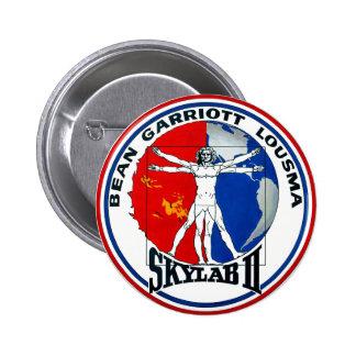 Skylab 2 Mission Patch Pinback Button