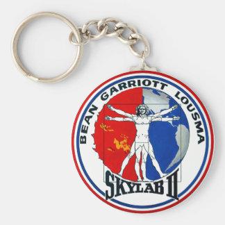 Skylab 2 Mission Patch Keychains