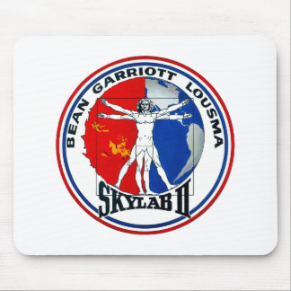 Skylab 2 Mission Patch Mousepads