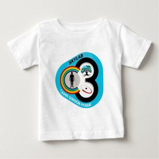 Skylab 3 Mission Patch Baby T-Shirt