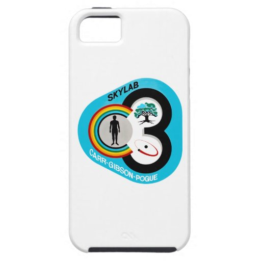 Skylab 3 Mission Patch iPhone 5 Covers