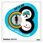 Skylab 3 Mission Patch Wall Graphics