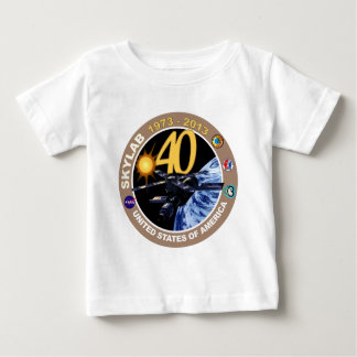 SKYLAB:  40th Anniversary Logo! Baby T-Shirt