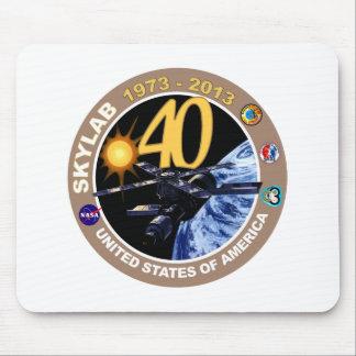 SKYLAB 40th Anniversary Logo Mousepad