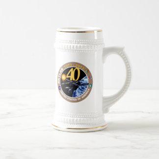 SKYLAB 40th Anniversary Logo Mug
