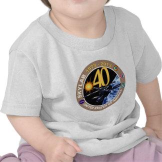 SKYLAB:  40th Anniversary Logo! Shirt