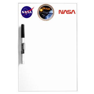 Skylab Program Logo Dry Erase Board