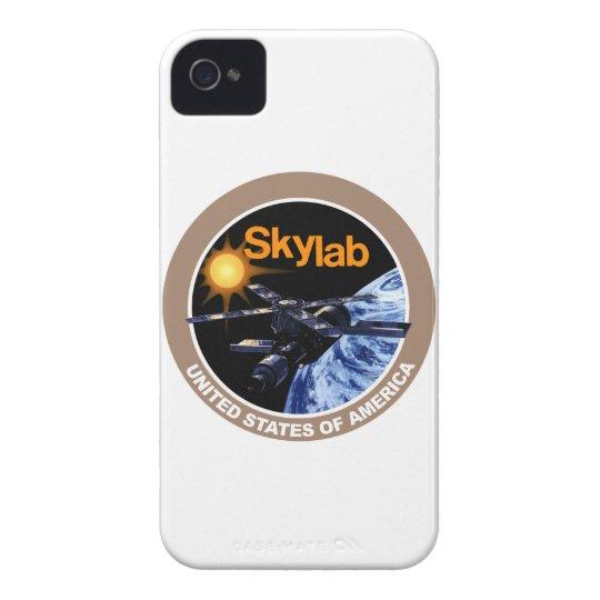 Skylab Program Logo iPhone 4 Case
