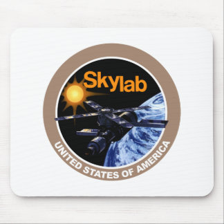 Skylab Program Logo Mousepads