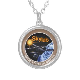 Skylab Program Logo Necklace