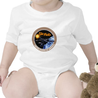 Skylab Program Logo Bodysuit