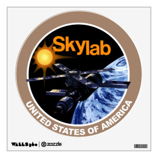 SKYLAB Program Logo Wall Sticker
