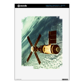 Skylab Space Station in Space Decal For iPad 3
