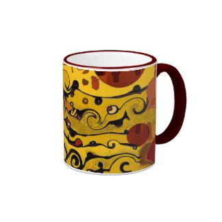 Skyland - Abstract Coffee Mug