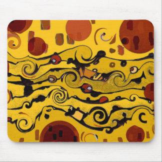 Skyland Abstract Mouse Pad