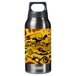 Skyland - Abstract Thermos Bottle