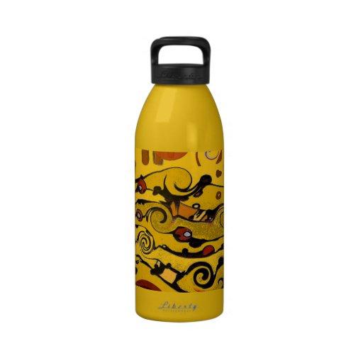 Skyland - Abstract Water Bottle