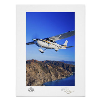 Skylane Catalina Gallery Poster