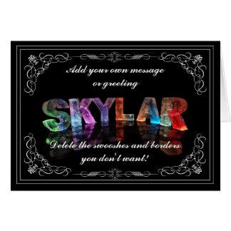 Name Skylar Gifts on Zazzle