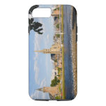 Skyline and river of quaint town of Inverness iPhone 7 Case