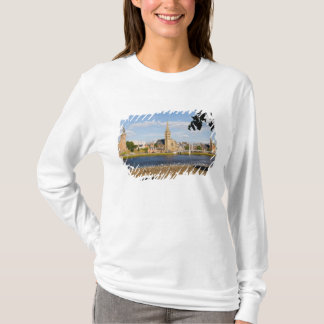 Skyline and river of quaint town of Inverness T-Shirt