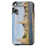 Skyline and river of quaint town of Inverness Tough iPhone 6 Case