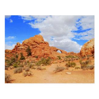 Skyline Arch, Arches National Park, Utah, Postcard