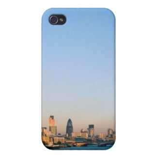 Skyline at Sunset iPhone 4 Covers