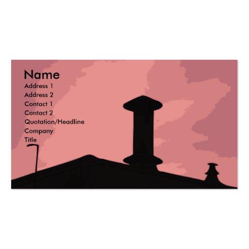 Skyline Business Card