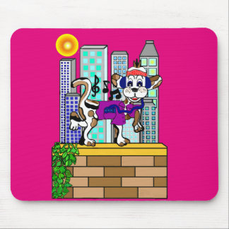 Skyline Chilly Chili Dog Mouse Pad