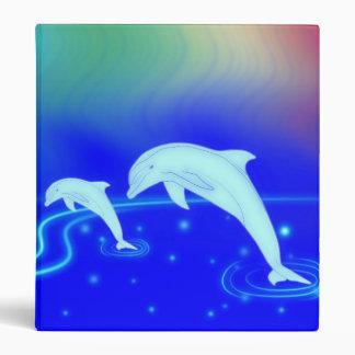 Skyline Dolphin Binders