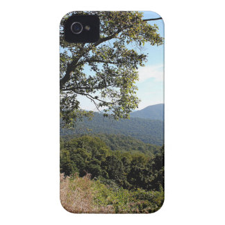 Skyline Drive Mountain View iPhone 4 Case-Mate Case